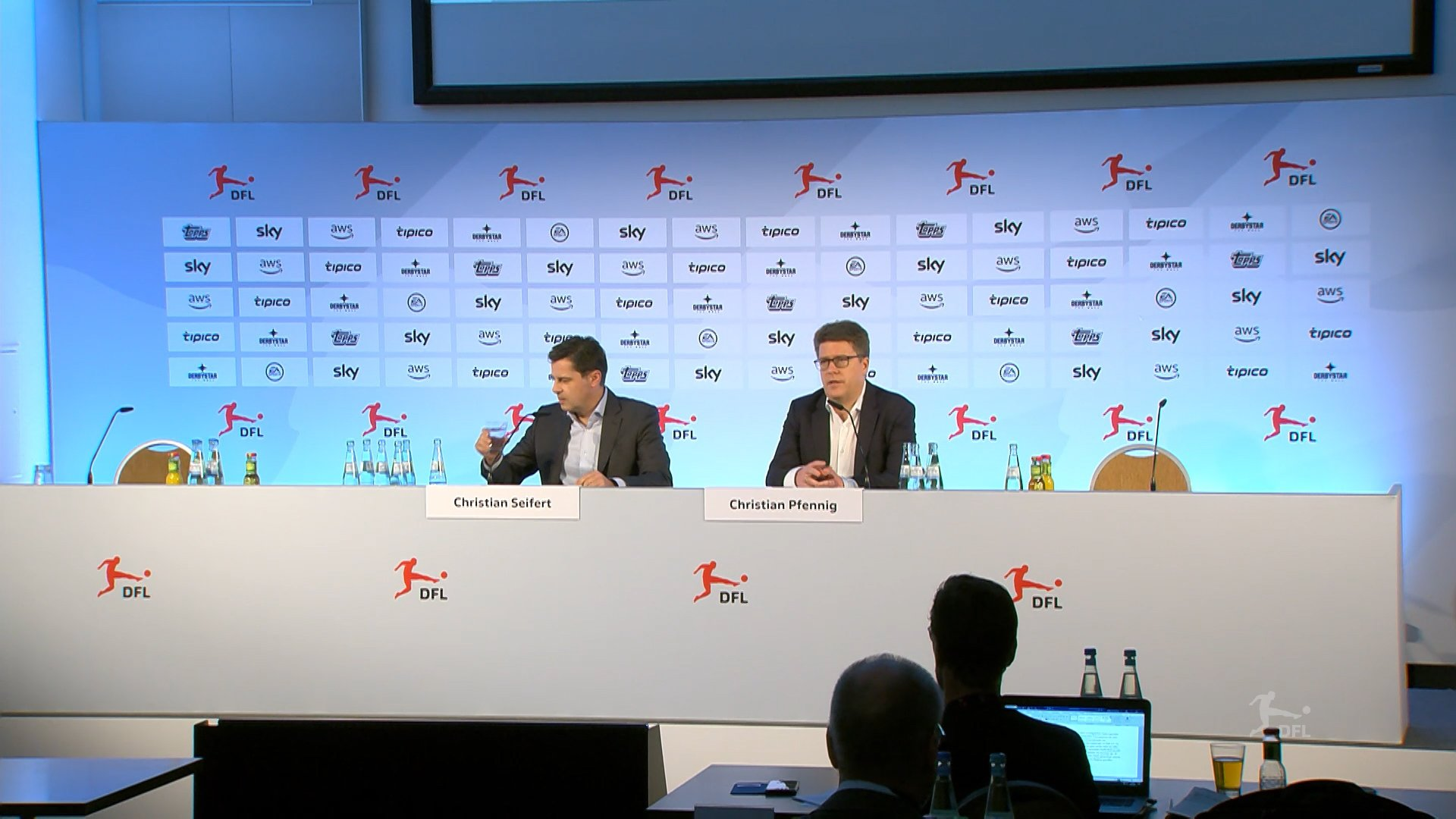 Dfl Pressekonferenz